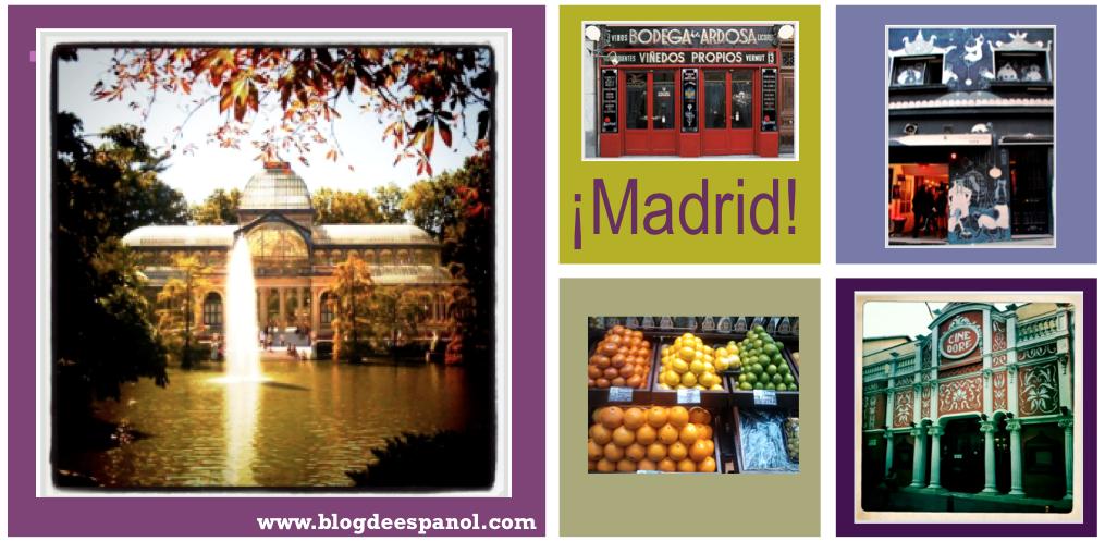 Spanish Teachers from Madrid