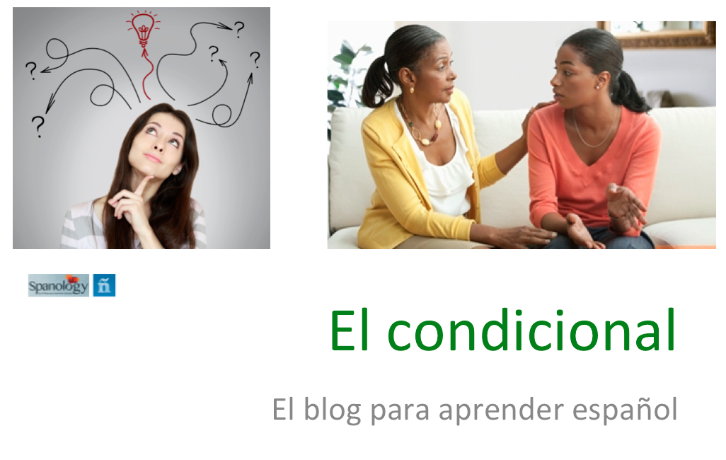 condicional en español